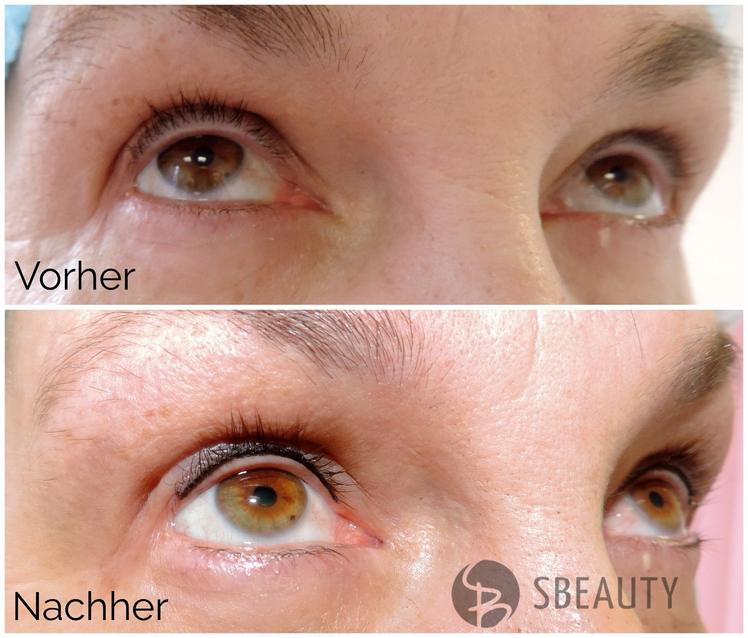 Permanent Make- Up Wimpernkraznverdichtung