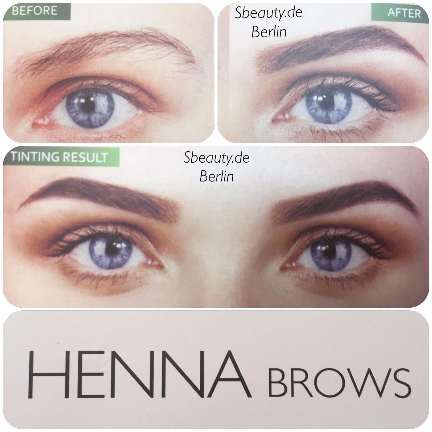 Henna Tattoo Eyebrow Course: Augenbrauen